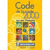 Code De La Route 2000 de Collectif