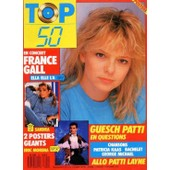 Top 50 N� 92 : France Gall, Guesch Patti, Patti Layne, Patricia Kaas, Pierre Bachelet, George Michael