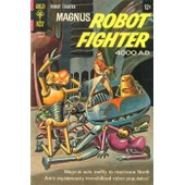 Magnus Robot Fighter 4000 Ad N� 23 : Mission : Disaster !