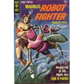 Magnus Robot Fighter N� 27 : Panic In Pacifica