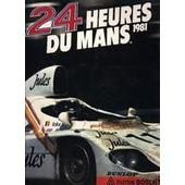 Les 24 Heures Du Mans 1981 de Christian, MOITY