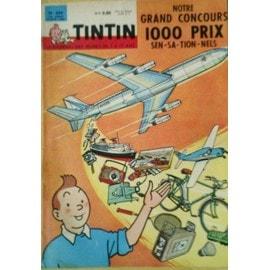 Le Journal De Tintin N� 694 : Gd Concours 1000 Prix Sen-Sa-Tion-Nels