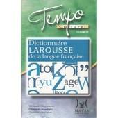 Dictionnaire Larousse De La Langue Francaise