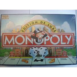 Monopoly Edition De Luxe