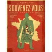 Souvenez-Vous ! Crimes Allemands En France de Ver Andre