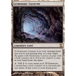 Cavernes Aux Gemmes - Spirale Temporelle