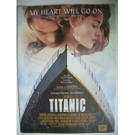 PARTITION MY HEART WILL GO ON - TITANIC