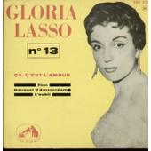 No 13 - �a, C'est L'amour - Diana - Bouquet D'amsterdam - L'oubli - Gloria Lasso