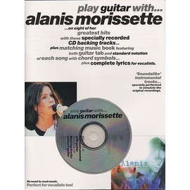 play guitar with alanis morissette