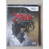 Guide De Jeu - Legend Of Zelda : Twilight Princess de TM, nintendo