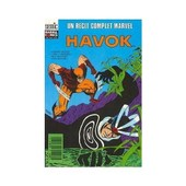 Un Recit Complet Marvel N� 32: Havok de Collectif
