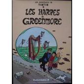 Les Harpes De Greenmore de PIROTTE, Fritz, Luigi et Blaise