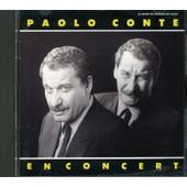 Paolo Conte En Concert - Conte, Paolo