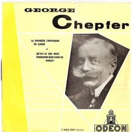 GEORGE CHEPFER - La Premiere Communion Du Gamin - 7inch x 1