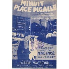MINUIT PLACE PIGALLE