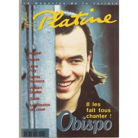 Platine N� 45 : Obispo