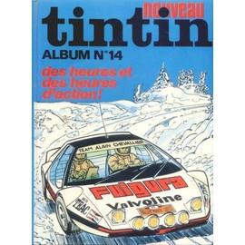 Tintin - Nouveau Tintin N� 14