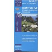 Mont Sal�ve St-Julien-En-Genevois Annemasse 1/ 25 000 de Collectif
