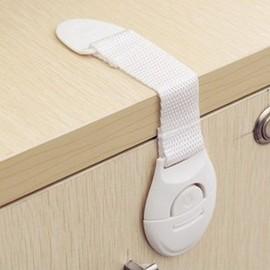 6pcs b b enfant s curit serrures adh sives pour frigidaire tiroirs placards seau d 39 aisances. Black Bedroom Furniture Sets. Home Design Ideas