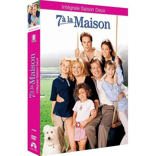 7 la maison saison 2 dvd zone 2 priceminister