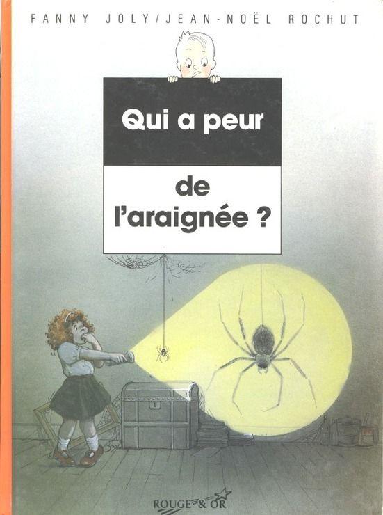 Qui a peur de l'araignée ?