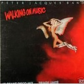 Walking On Music - Peter Jacques Band