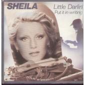 Little Darlin'<Br>Put It In Writing - Sheila