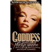 Goddess The Secret Lives Of Marilyn Monroe de anthony summers