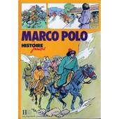 Marco Polo. Illustrations D'alain Orange (Histoire Juniors) de simone abraham-thisse
