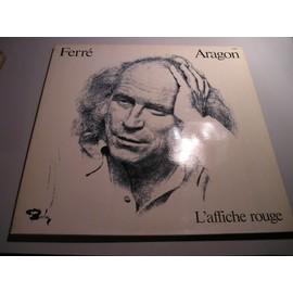 Ferre Aragon L'affiche Rouge