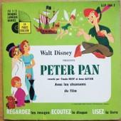 Peter Pan , Avec Les Chansons Du Film - Nicot, Claude