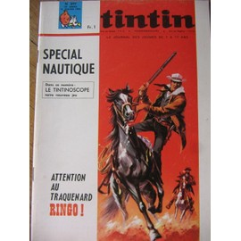 Journal Tintin N� 899 : Special Nautique .... Attention Au Traquenard Ringo !