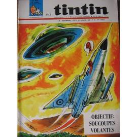 Journal Tintin N� 926 : Objectif Soucoupes Volantes