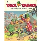 Taka Takata - Tome 3 - Kamikaze Cycliste de jo-el azara