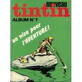 Nouveau Tintin Album N� 7 : (64 � 73 - 1976-77)