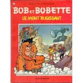Bob Et Bobette N� 80 Le Mont Rugissant de willy vandersteen