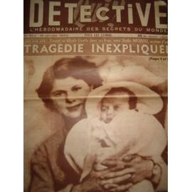 Qui Detective N� 342 Du 19/01/1953