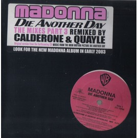 DIE ANOTHER DAY ( usa sampler part 3 ) /