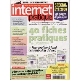 Internet Pratique Hors-S�rie N� 1 : 40 Fiches Pratiques Pour Profiter � Fond Des Ressources Du Web