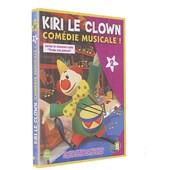 Kiri Le Clown - 2 - Com�die Musicale ! de Eric Cazes