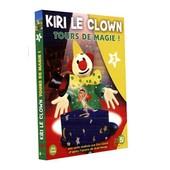 Kiri Le Clown - 3 - Tours De Magie ! de Eric Cazes