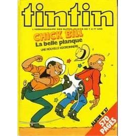Album Tintin N� 37