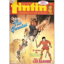 Le Journal De Tintin N� 534