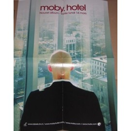 MOBY PLAN MEDIA POSTER NOUVEL ALBUM