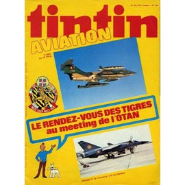 Tintin N25/33� Annee N� 145 : Aviation