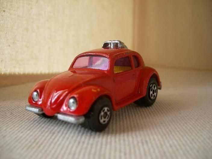 Matchbox N°31 Vw Cox Dragon