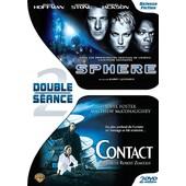 Double S�ance Science-Fiction - Contact + Sphere de Robert Zemeckis