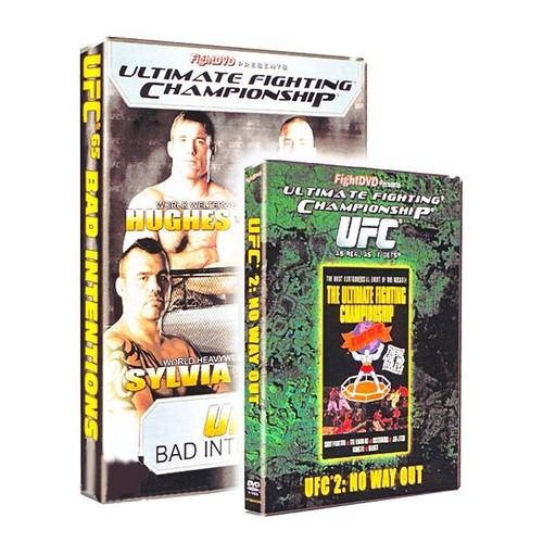 UFC®65 - Ultimate Fighting Championship : (Hughes vs St Pierre / Sylvia vs Monson) Bad Intentions...