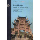 Courrier De Tartarie de Peter Fleming