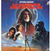 La Guerre Des Etoiles. Star Wars. Laser Disc. 1995.